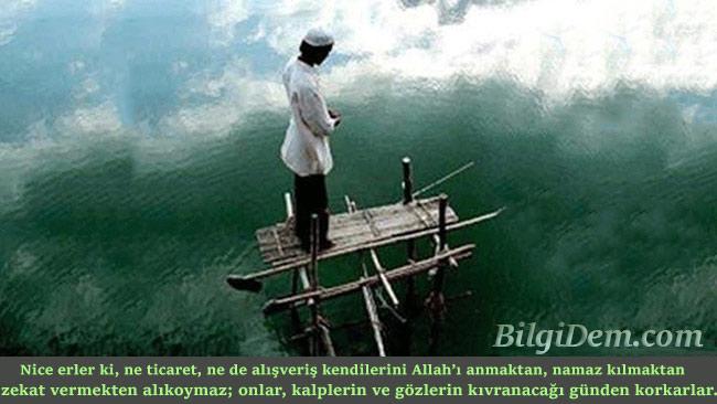 Allah'ın Emri Namaz