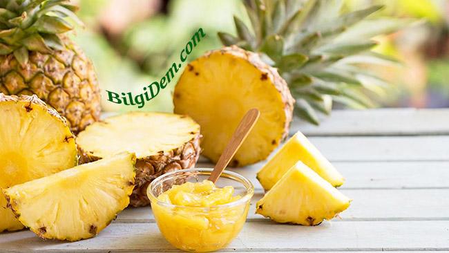 Ananasın Bilinmeyen Faydaları
