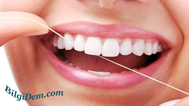 Diş İpi Kullanmanın Faydaları Nelerdir