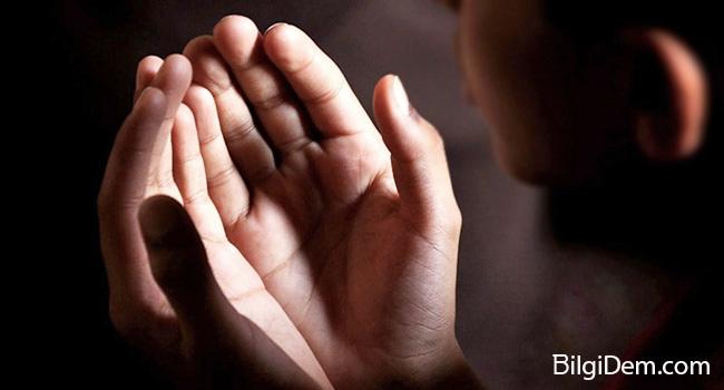 Uykusunda Korkan Kimsenin Okuyacağı Dualar