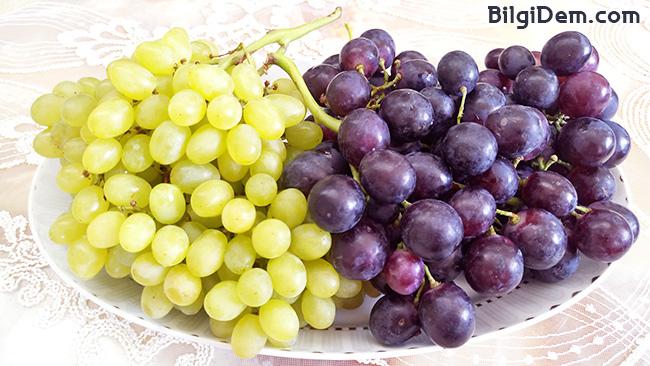 Meyvelerin Kraliçesi Üzüm- Üzüm'ün Faydaları Nelerdir?