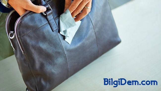 Deri Çanta Temizliği Nasıl Yapılır?