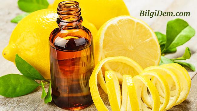 Limon Yağının Sağlık İçin Faydaları Neler