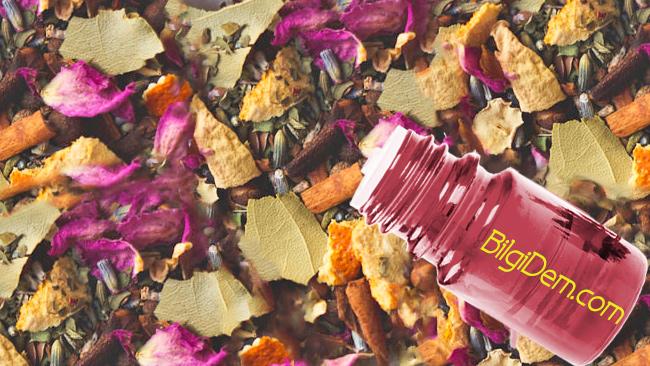 Kurutulmuş Çiçek – Meyve Ve Baharatlardan Potpuri Hazırlama