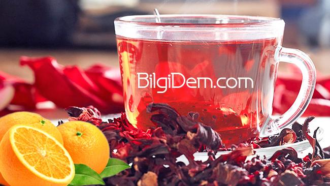 Tansiyonu Düşürmek İçin Hibiskus Çayı Nasıl Hazırlanır