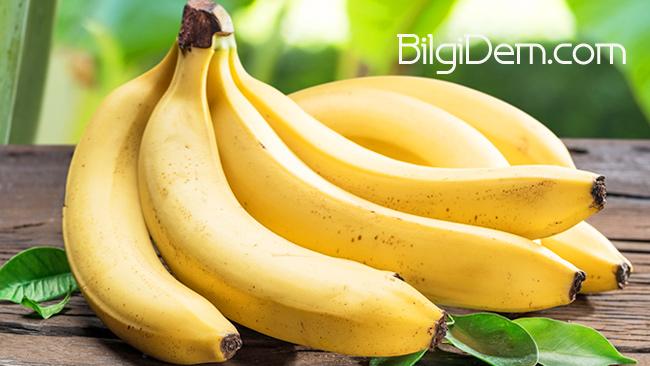 Bananas – Muzun Faydaları Nelerdir?