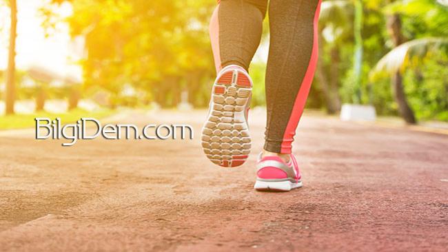 Yürüyüş Yapmanın Sağlık İçin Faydaları