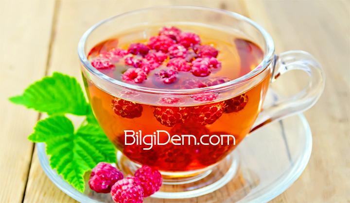 Ahududu Yaprağı Çayının Faydaları Nelerdir?
