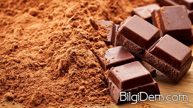 Çikolata Sağlıklı Mı? Çikolatanın Sağlığa Faydaları Neler ?