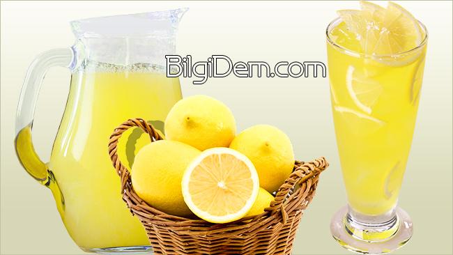 Böbrek Taşı İçin Faydalı Olan Limonata Nasıl Hazırlanmalıdır