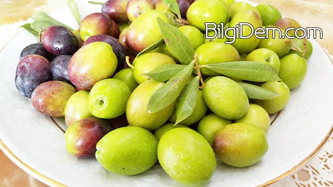 zeytin faydaları