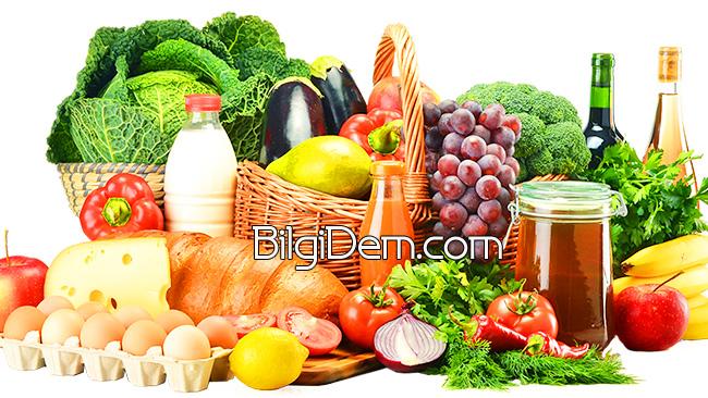 Tansiyonu Düşürmeye Yardımcı Gıdalar