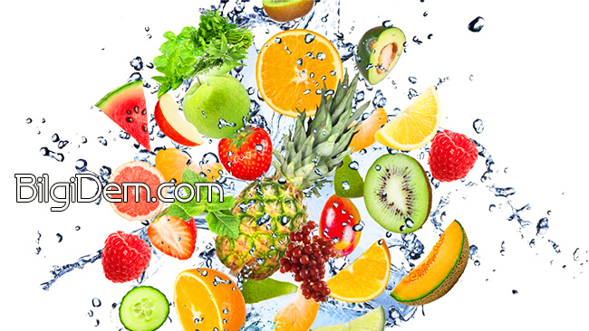 Doğal Ödem Attırıcı Besinler Nelerdir?