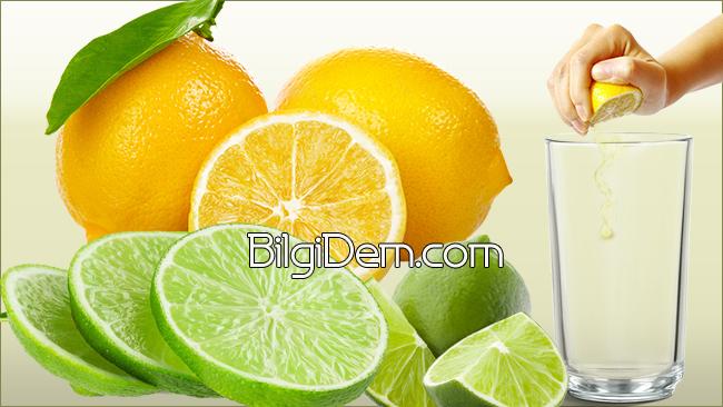 Limon Ve Limon Suyunun Astım 'a Faydası Nedir ve Nasıl Kullanılır?