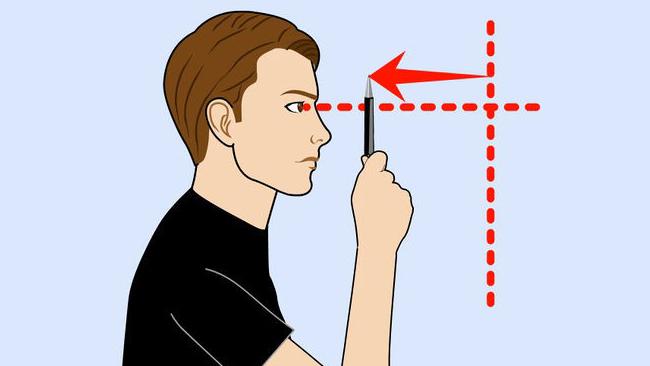 Göz Tembelliği Olanlar İçin Göz Egzersizi