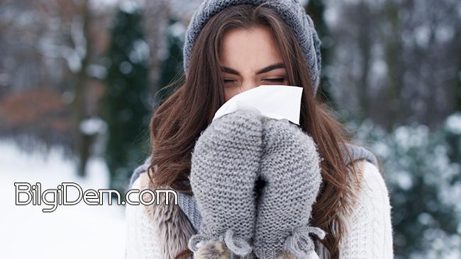 Kış Alerjisinin Belirtileri Ve Alınması Gereken Önlemler