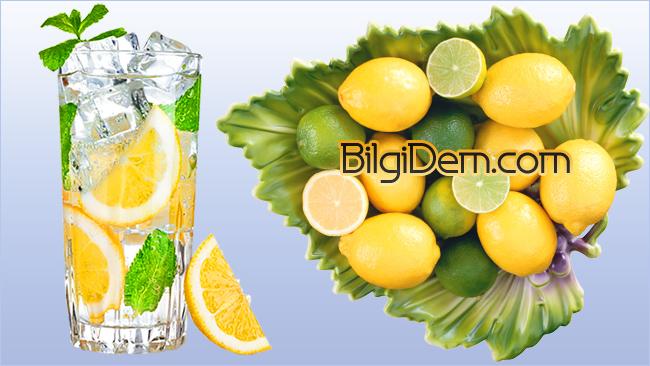 Limon Detoksunun Faydaları Nelerdir?