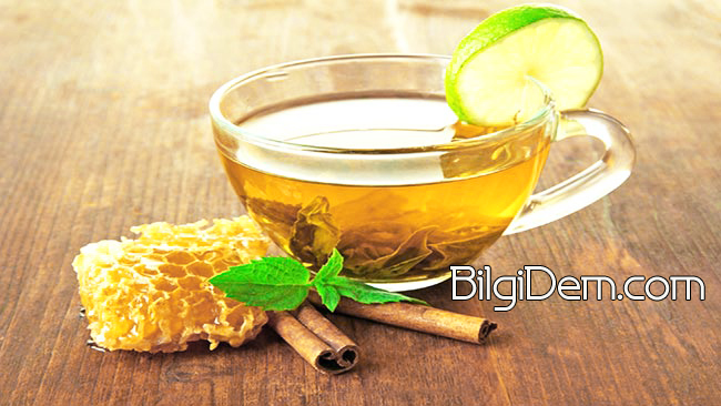 Üç Aşamalı Metabolizma Hızlandırıcı Çay