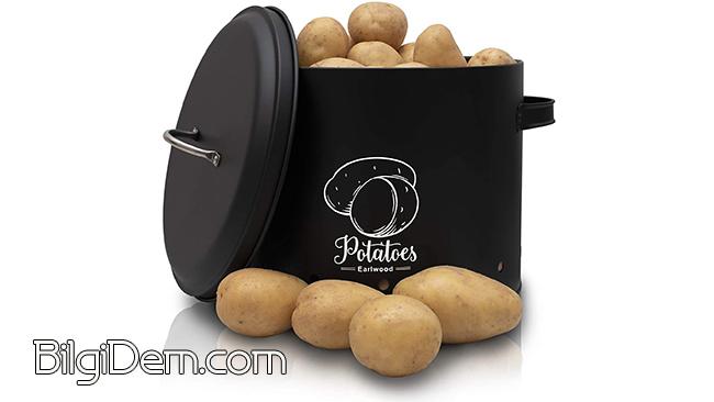 Patates Pişirme Ve Saklama Yöntemi İle Besin Kaybını Önle!